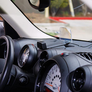 HUDWAY Drive - The best Wireless Charger head-up display for any car