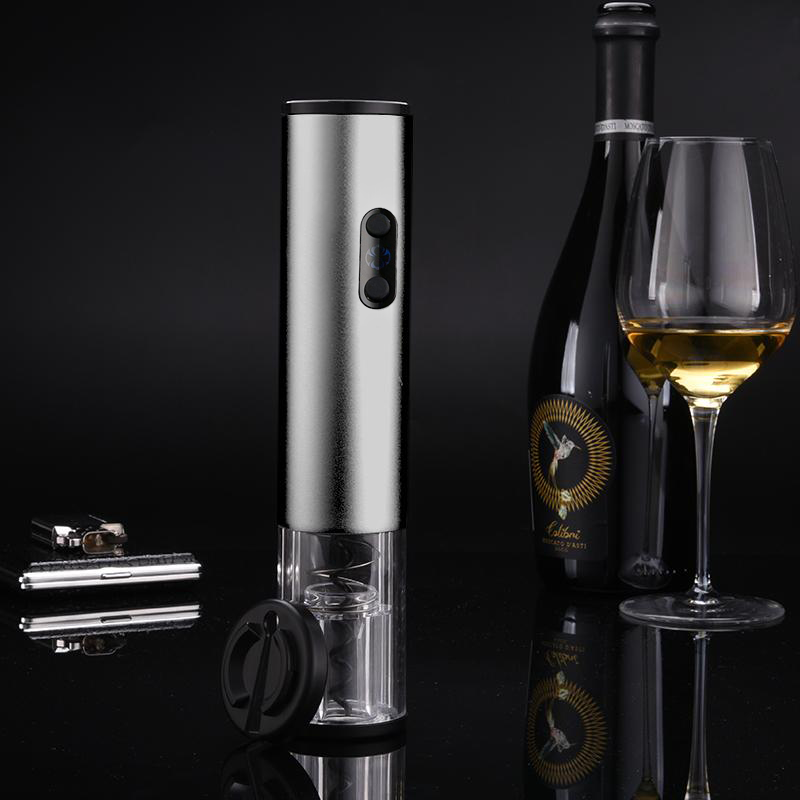 The World's Fastest Wine Bottle Opener Ever