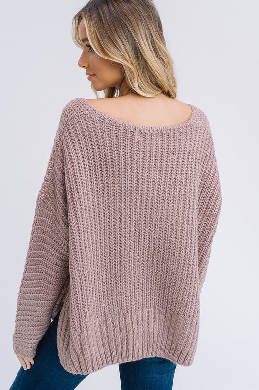 Coffee Addict Mocha Sweater