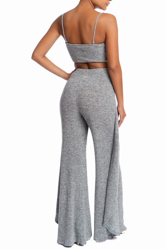 Lounge Queen Gray Set