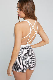 The Basic Strappy Bodysuit