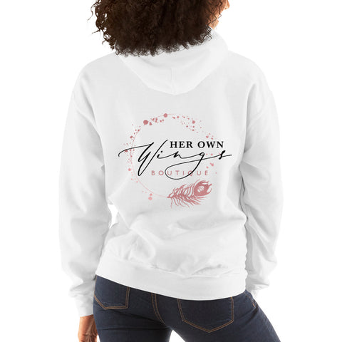 Her Own Wings Original Hoodie