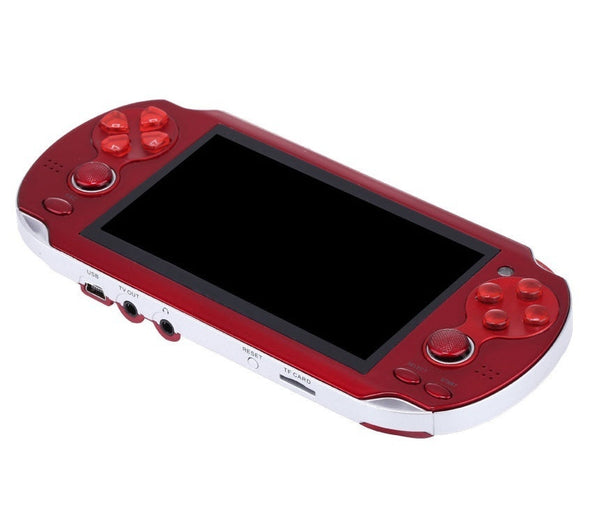 8GB 4.3'' 32Bit Games Built-In Portable Handheld Video Game Console Player Boys Toys