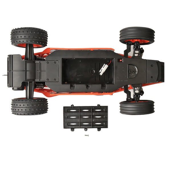 15 mph High Speed 1/10 Scale Remote Control RC Racing Car Buggy for Kids Truck - BeZONED