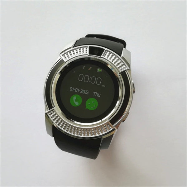 2019 New Y1 Smart Watch Support SIM Card and TF Card