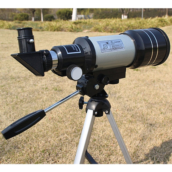 150X Professional Space Astronomical Monocular Telescope with Barlow Lens Eyepiece - BeZONED