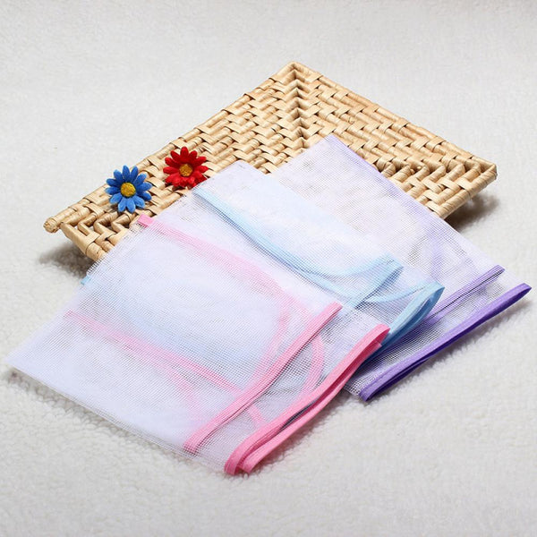 1PCS 40x60cm Protective Press Mesh Ironing Cloth Guard Protect Delicate Garment Clothes - BeZONED