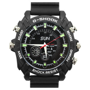 2K Watch Camera with 32GB