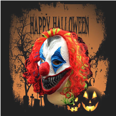 Flavor 2016 New Design Scary Costumes Terrifying Mask Halloween Gifts Flashing Mask Adult Diy El Wire Mask For Face Mask Fragrant In