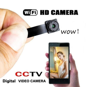 Home monitor Secret Filming Nanny Cam Wireless Creative Spy WIFI With Pinhole Digital