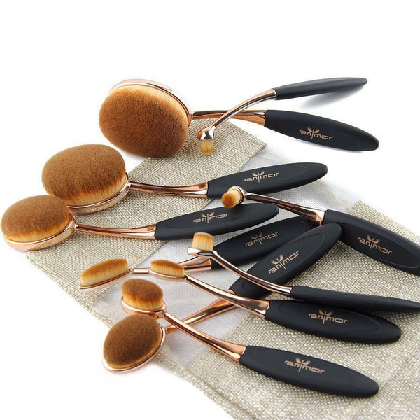 Professional Makeup Brushes - BeZONED