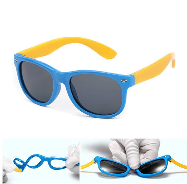 Polarized Children Sunglasses UV400 - BeZONED