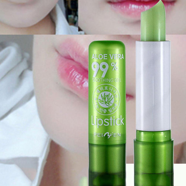 Green Color Mood Changing Long Lasting Moisturizing Lipstick - BeZONED