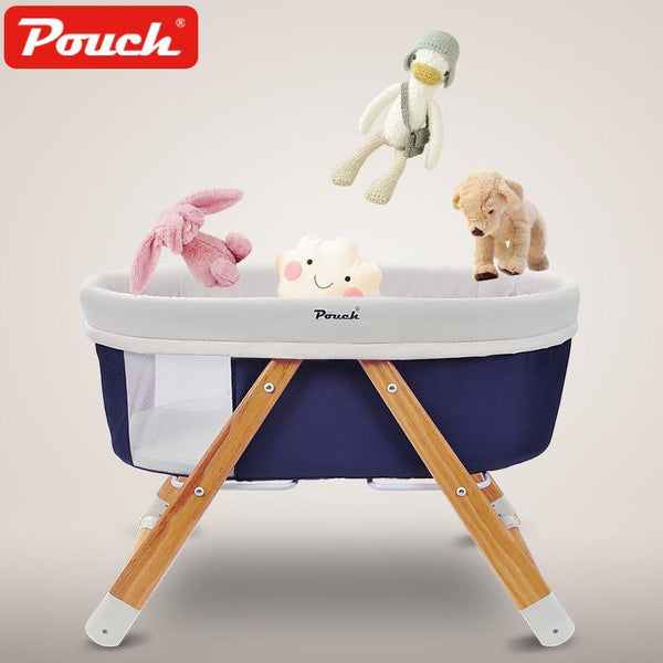 2018 Sale Special Offer Foldable En Baby Crib Pouch Baby Bed Eco-friendly Cradle - BeZONED