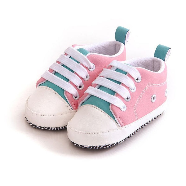 Baby Colorful Sneakers - BeZONED