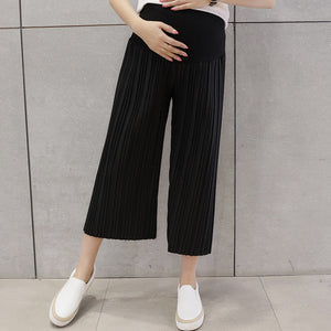 Summer Wide Leg Maternity Pants 2018 - BeZONED