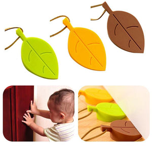 Silicone Leaf Style Door Stopper - BeZONED