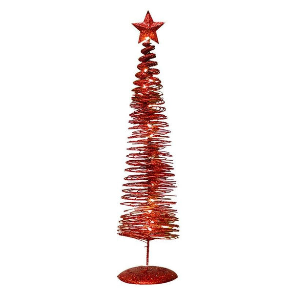 Christmas Trees Light Decoration with Durable Synthetic Battery Box