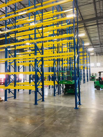 Developing a schedule for your warehouse project