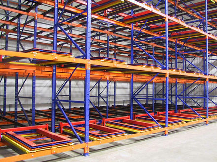 Racking Equipment & Handling: What's done differently in large projects?