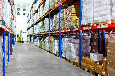Top 10 actions involved in warehouse project execution