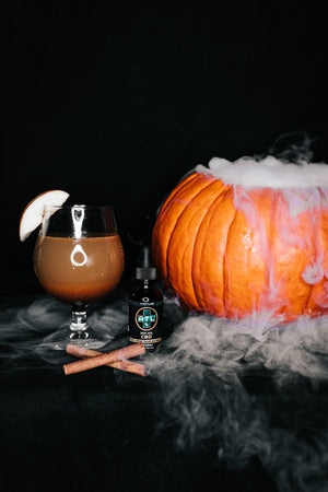 ATLRx Halloween Pumpkin-Apple Cider Elixir