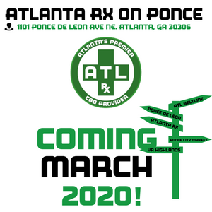 Atlanta Rx on Ponce- Coming March 2020