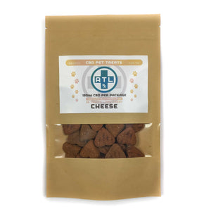 Chedder Cheese Pet Treats