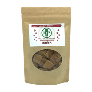 Bacon Pet Treats
