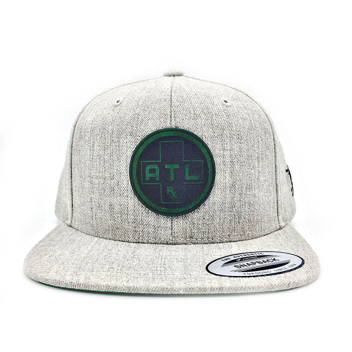 ATLRx Hats - Leather Patch
