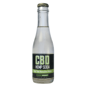 Cannaboid Creations Honey Dew Melon 25mg Soda