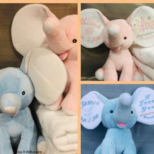 Baby stuffed animals