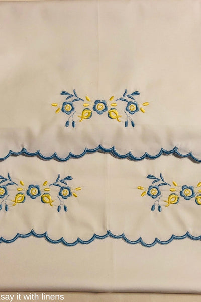 baby boy custom crib sheet set