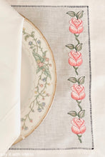 Load image into Gallery viewer, embroidered placemats