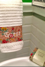 Load image into Gallery viewer, personalized hand towel