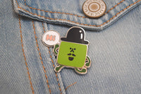 Wattam - Mayor Pin