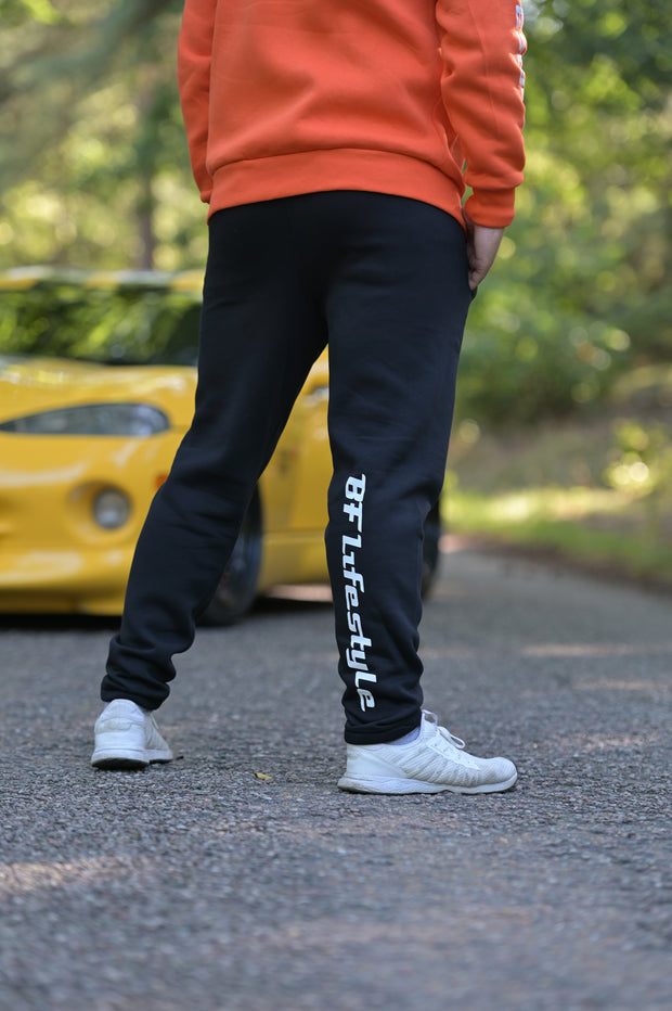 BF Lifestyle Sweatpants 2.0 - Black