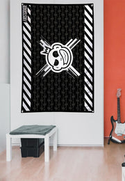 FirstGrade - Official Black/White Flag