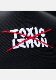 "Toxic Lemon ""Crossed Cap"""