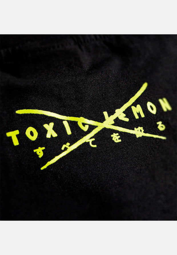 "Toxic Lemon ""Glitch Tee"""