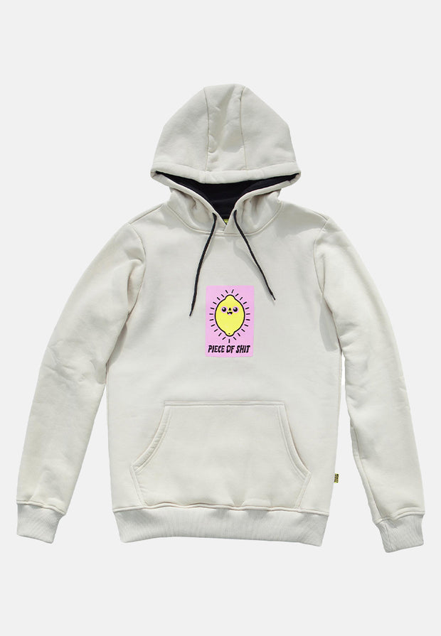 "Toxic Lemon ""Piece of Shit Hoodie"""