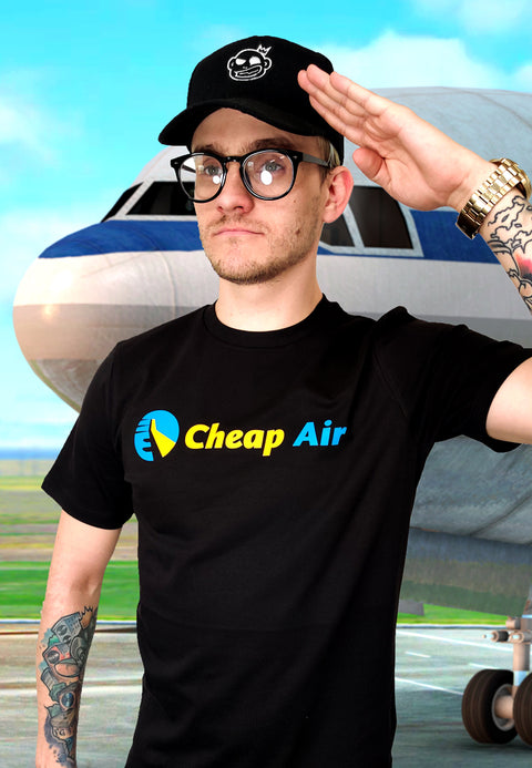 Cheap Air  Original - Black