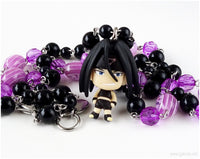 Envy Figure Necklace, Anime Jewelry, Otaku Gifts, FMA, OOAK