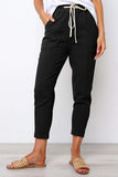 Leisure Drawstring Pants