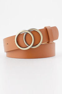 Double O-Ring Belt