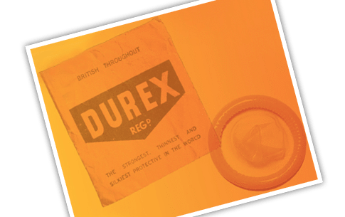 Durex Brand Registration