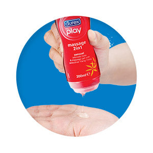 How to use Durex Play Massage Gel 1