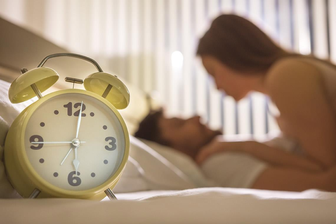 what is the best time to have sex