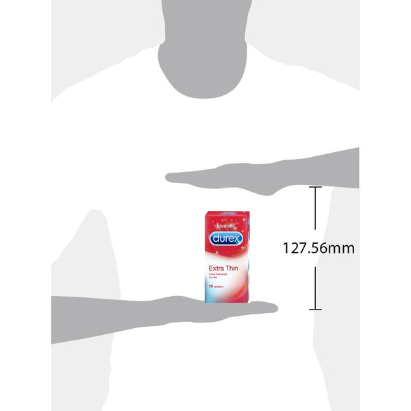 Pleasure Pack (Durex Cherry 50ml, Extra Thin 10 Units)