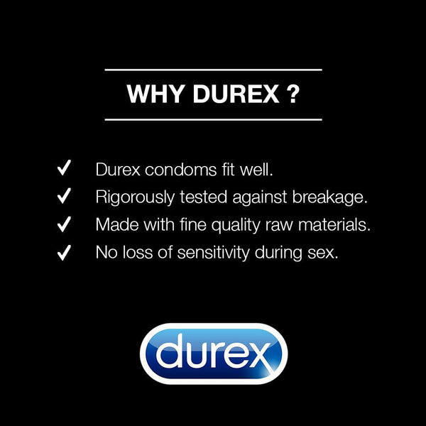 Pleasure Pack (Durex Sensual 200ml, Air 10 Units)
